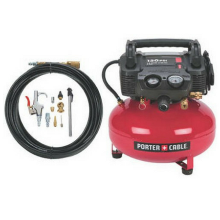 BLACK & DECKER/DEWALT C2002-WK 6Gallon Pancake Compressor