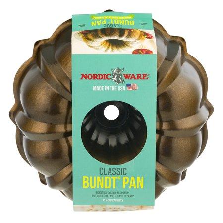 Nordic Ware Classic Bundt Pan -