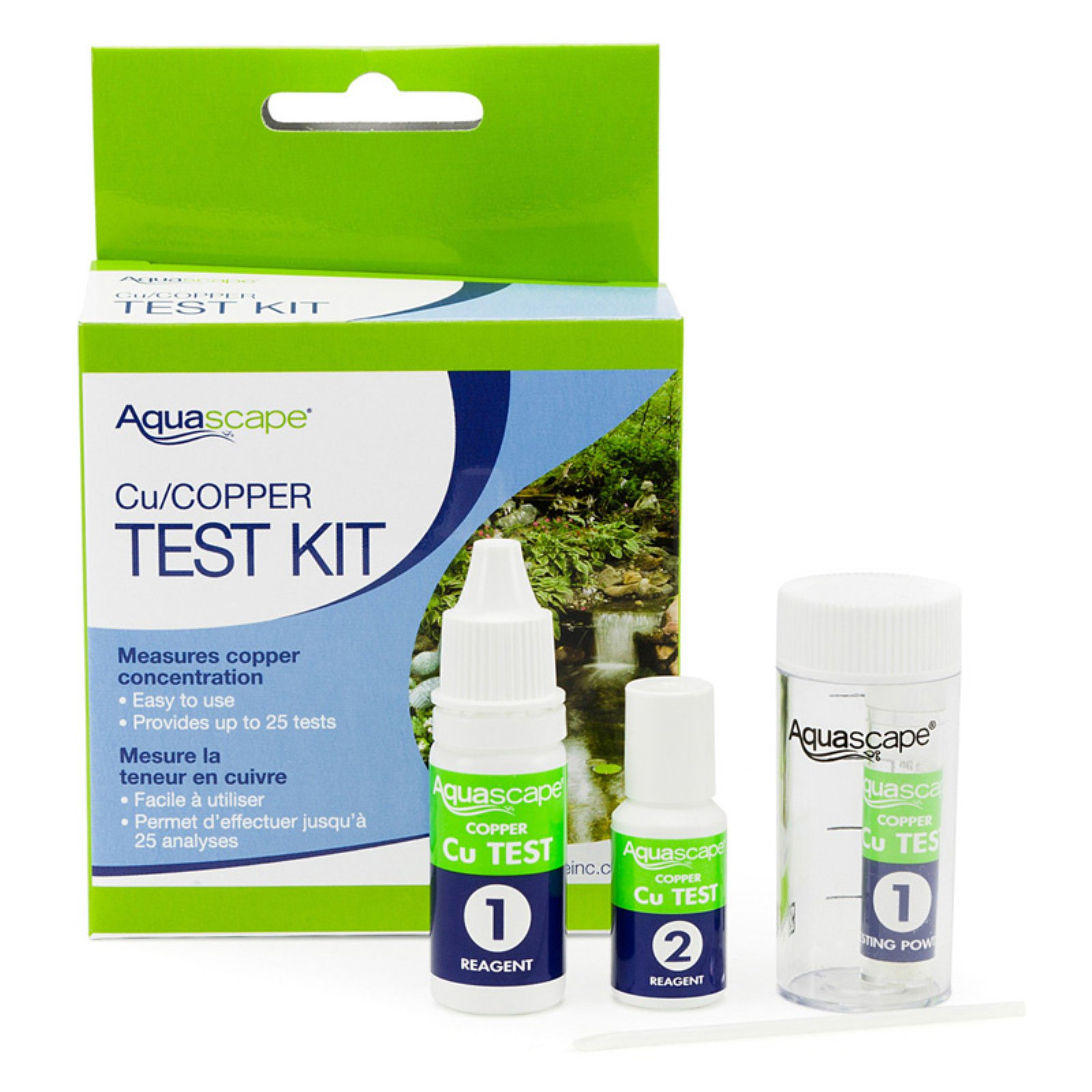 Aquascape Copper Water Test Kit
