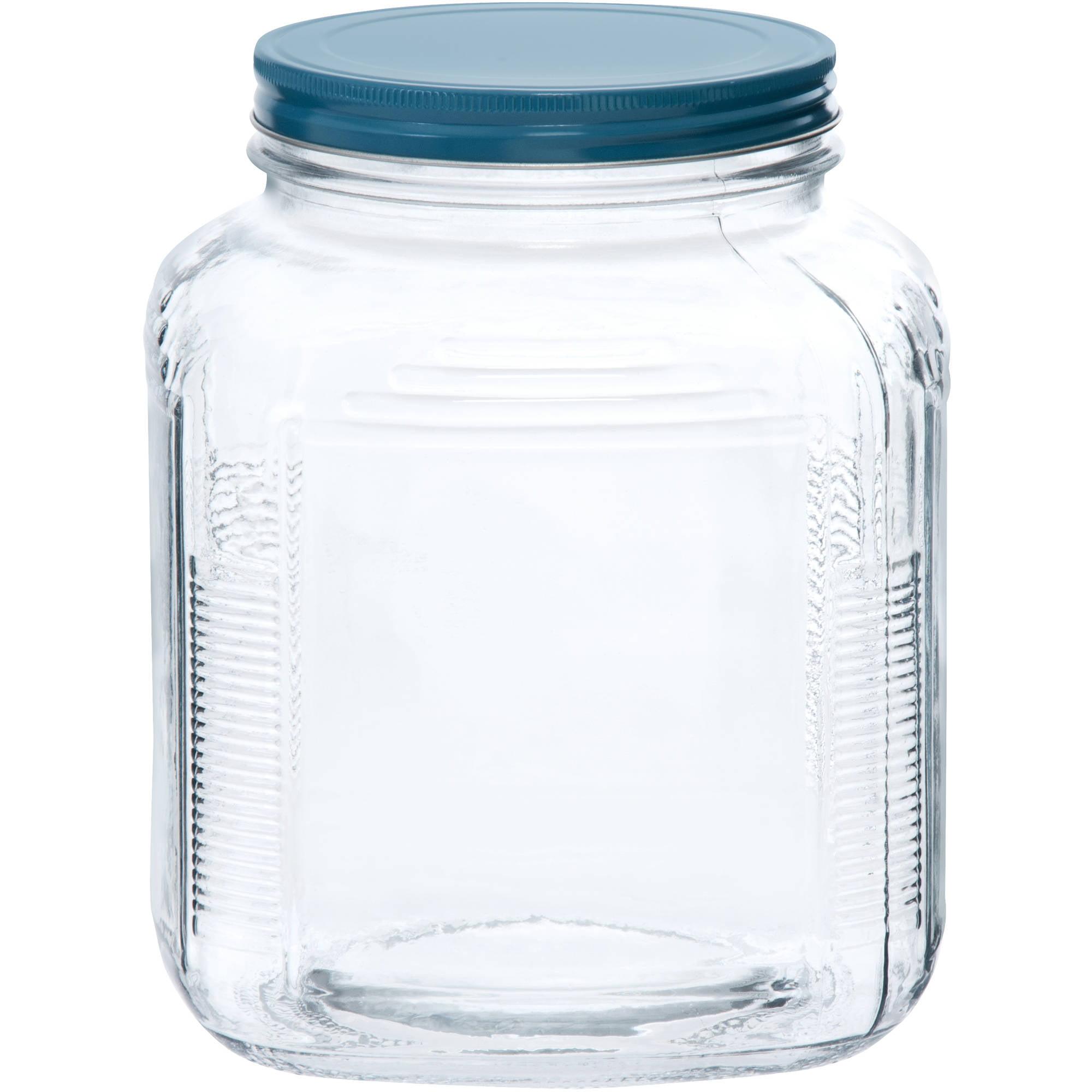1-Gallon Cracker Jar, Teal by Anchor Hocking LLC