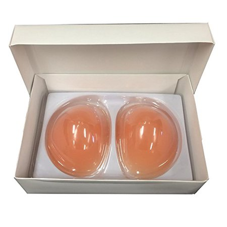 Boobs in a Box Silicone Breast Enhancers Inserts (Nude)- (Pics Of Nude Girls With Big Boobs)