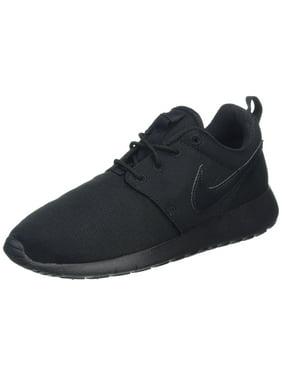 02b04b677e3 Product Image Nike 599728-031  Youth Roshe One Black Black Sneaker (4.5 M US