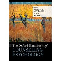 Oxford Handbook of Counseling Psychology (Hardcover)