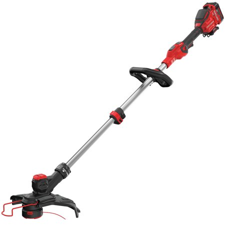 Image of Craftsman Brushed Rotating Shaft Battery String Trimmer - Case Of: 1