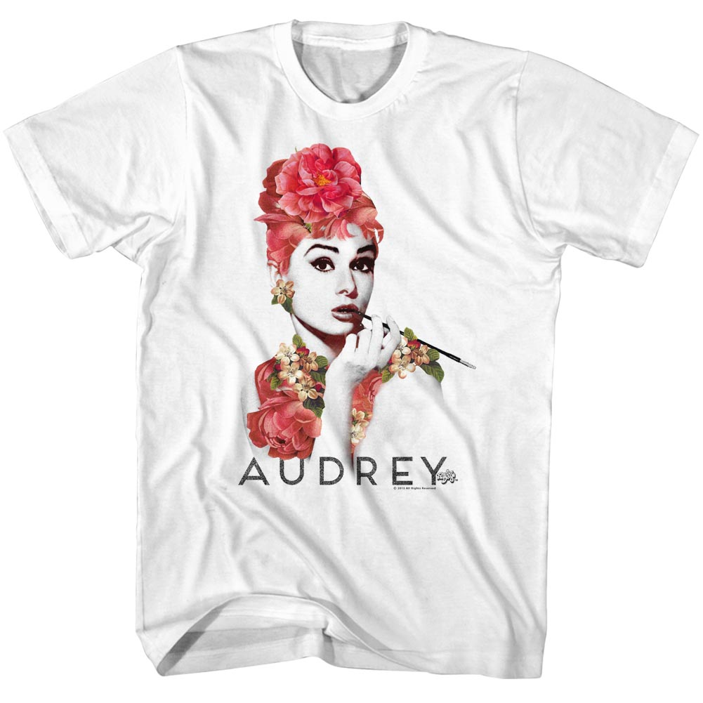 American Classics  Hollywood Sirens  Floral Exposure  T Shirt