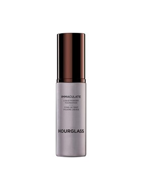Hourglass Immaculate Liquid Powder Foundation Mattifying Oil Free SABLE 1 oz by Hourglass