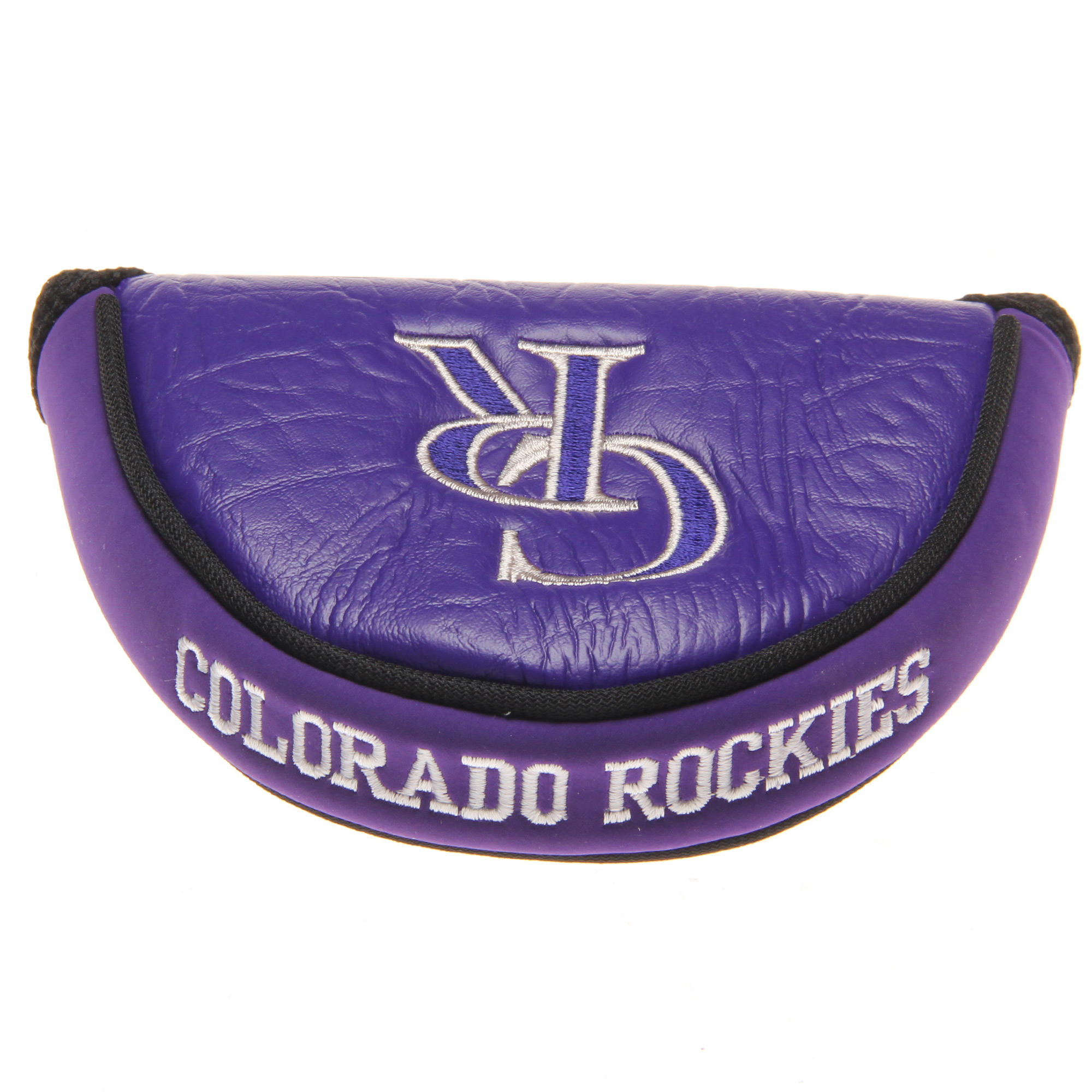 Colorado Rockies Golf Mallet Putter Cover - No Size