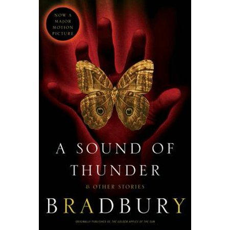 Halloween Thunder Sound Effect (A Sound of Thunder and Other Stories)
