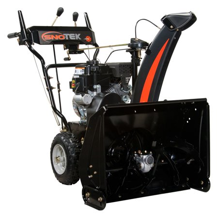 Ariens Sno Tek 24 In  2 Stage Electric Start Gas Snow Blower