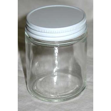 139 Glasses (RBI Fortune Telling Toys 1 oz Clear Glass Jar to Hold Magical)