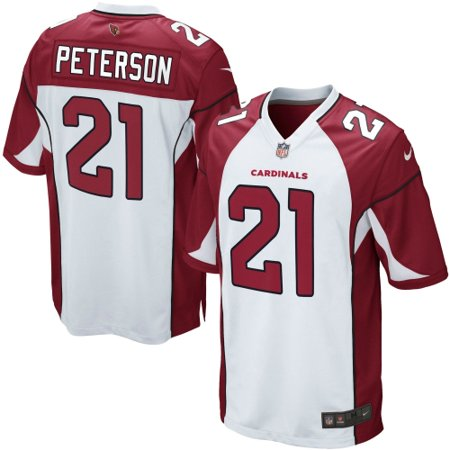 promo code 911a3 63899 Patrick Peterson Arizona Cardinals Nike Youth Game Jersey - White