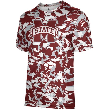 - ProSphere Boys' Mississippi State University Camo Tech Tee
