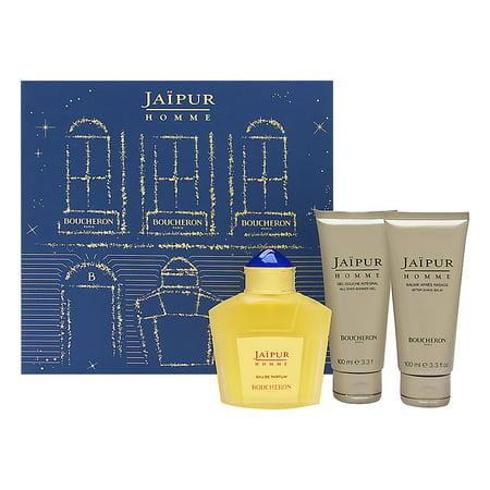 3 SprayAfter Shave By Jaipur Homme Shower Parfum Gel Piece Eau De Includes3 3 Balm Oz Boucheron Set Iy76vYgmbf