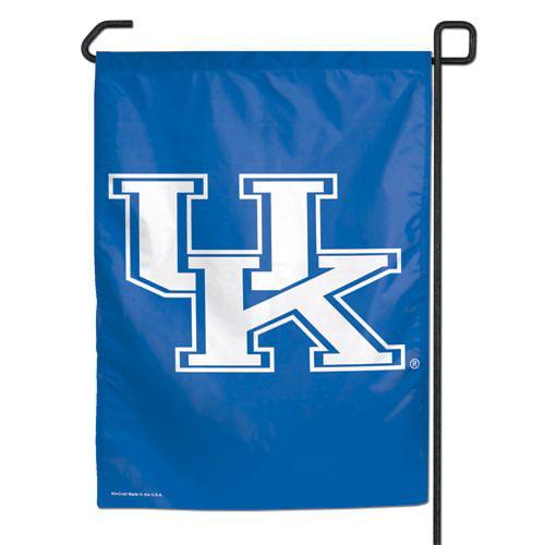 """Kentucky Wildcats 11""""x15"""" Garden Flag"""