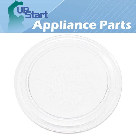 """Replacement Kenmore 72169073900 Microwave Glass Plate - Compatible Kenmore 3390W1A035D Microwave Glass Turntable Tray - 9 5/8"""" (245 mm) - image 2 of 4"""