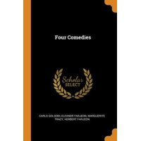 Four Comedies Paperback