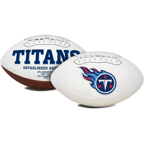 Rawlings Signature Series Full-Size Football, Tennessee Titans