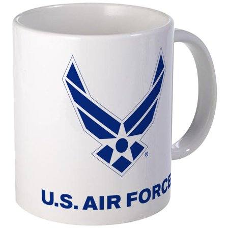 CafePress - U.S. Air Force Logo Mug - Unique Coffee Mug, Coffee Cup CafePress