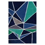 "The Rug Market Fragment Boy 2.8"" x 4.8"" Area Rug"