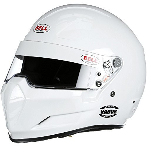 Bell Helmets 2154084 Vador Helmet SA2015 Rated Large White