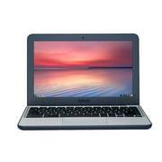 """ASUS 11.6"""" Chromebook C202, Intel Celeron N3060, 4GB RAM, 16GB eMMC, Chrome OS. Refurbished, 90 Day Warranty"""