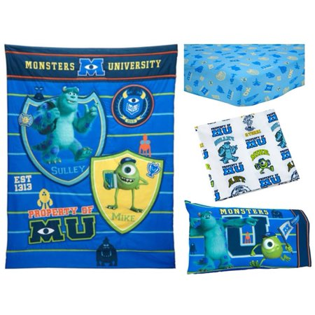 Disney Monsters Inc Quot Property Of Mu Quot 3 Piece Toddler