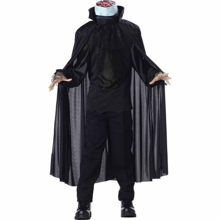 Horseman Headless Child Halloween - Headless Boy Costume