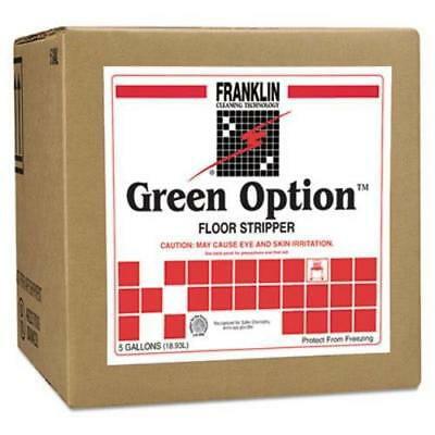 Green Option Floor Stripper, 5 Gallon Cube - Green Option Floor Stripper