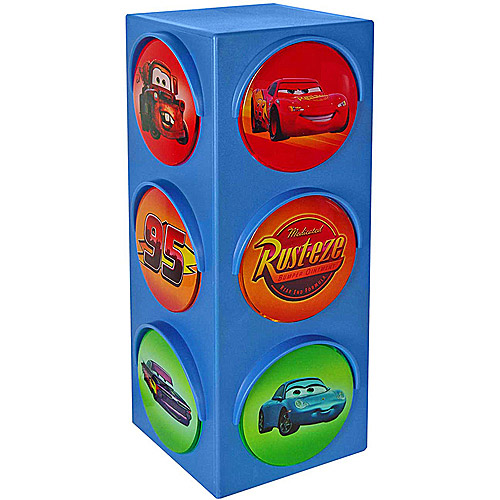 Charming Disney Pixar Cars Traffic Light Lamp