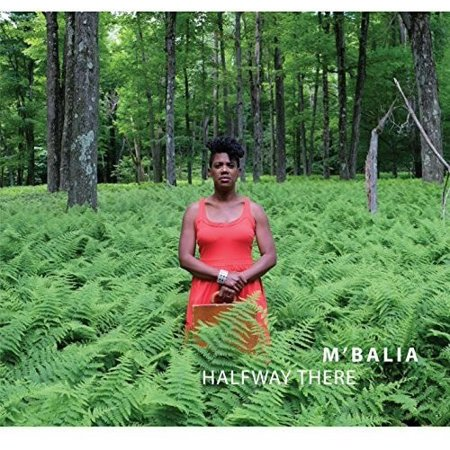 Mbalia   Halfway There  Cd