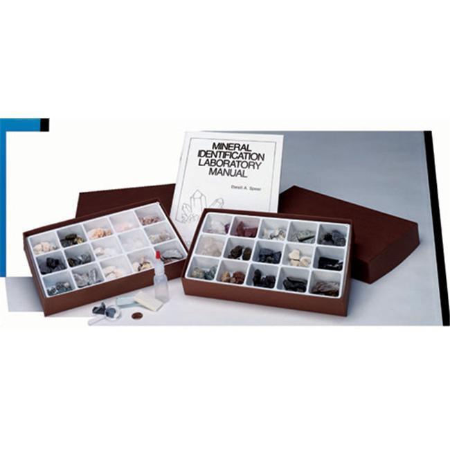 Hubbard Scientific 2770 Mineral ID Starter Set