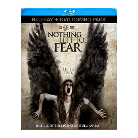 Nothing Left to Fear (Blu-ray) (Halloween Order Films)