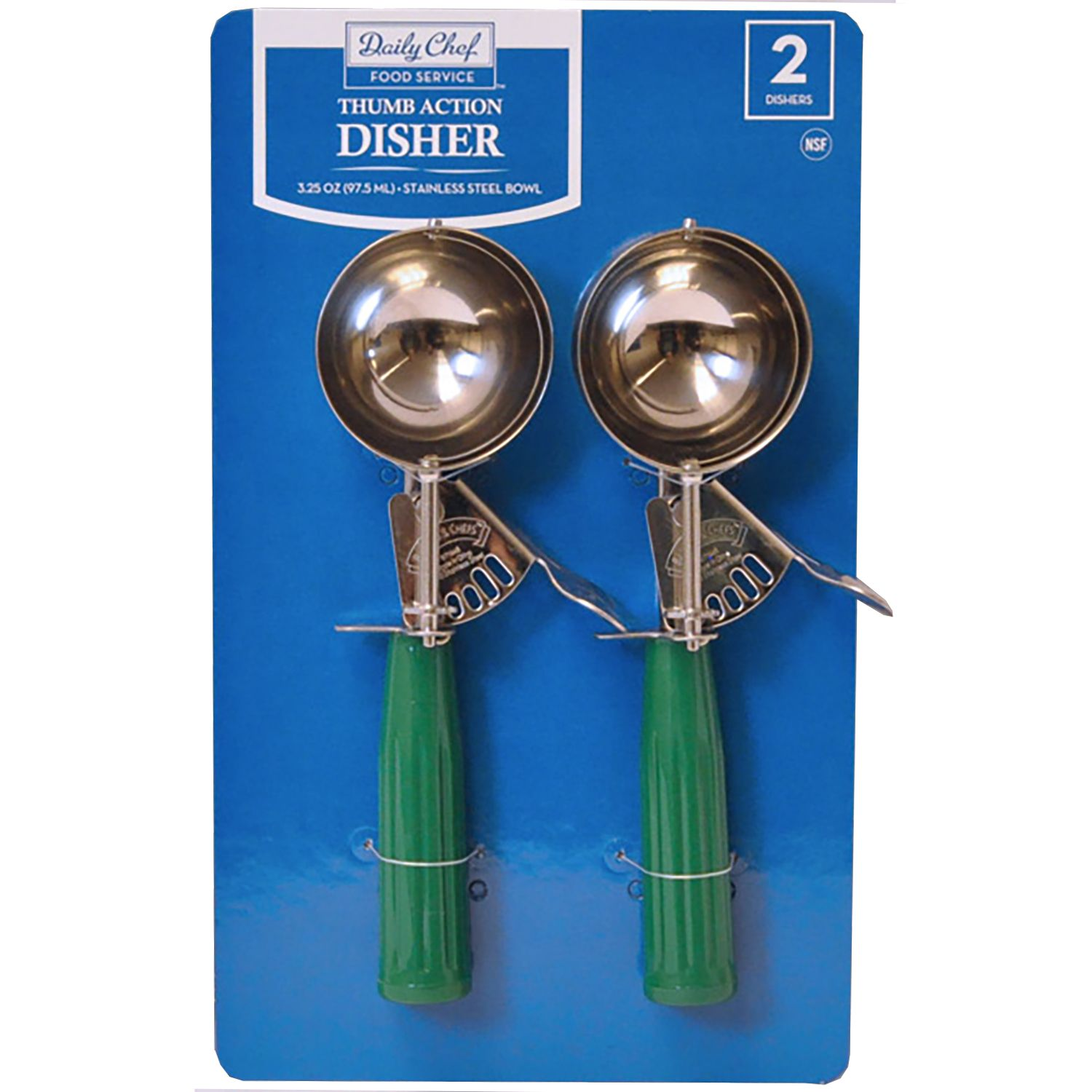 Daily Chef Thumb Action Disher (2pk.)
