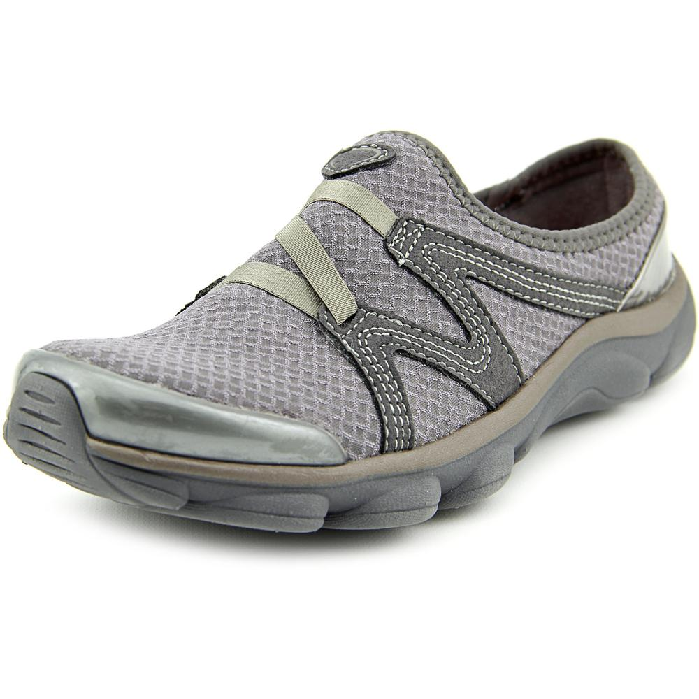 easy spirit riptide toe canvas walking shoe
