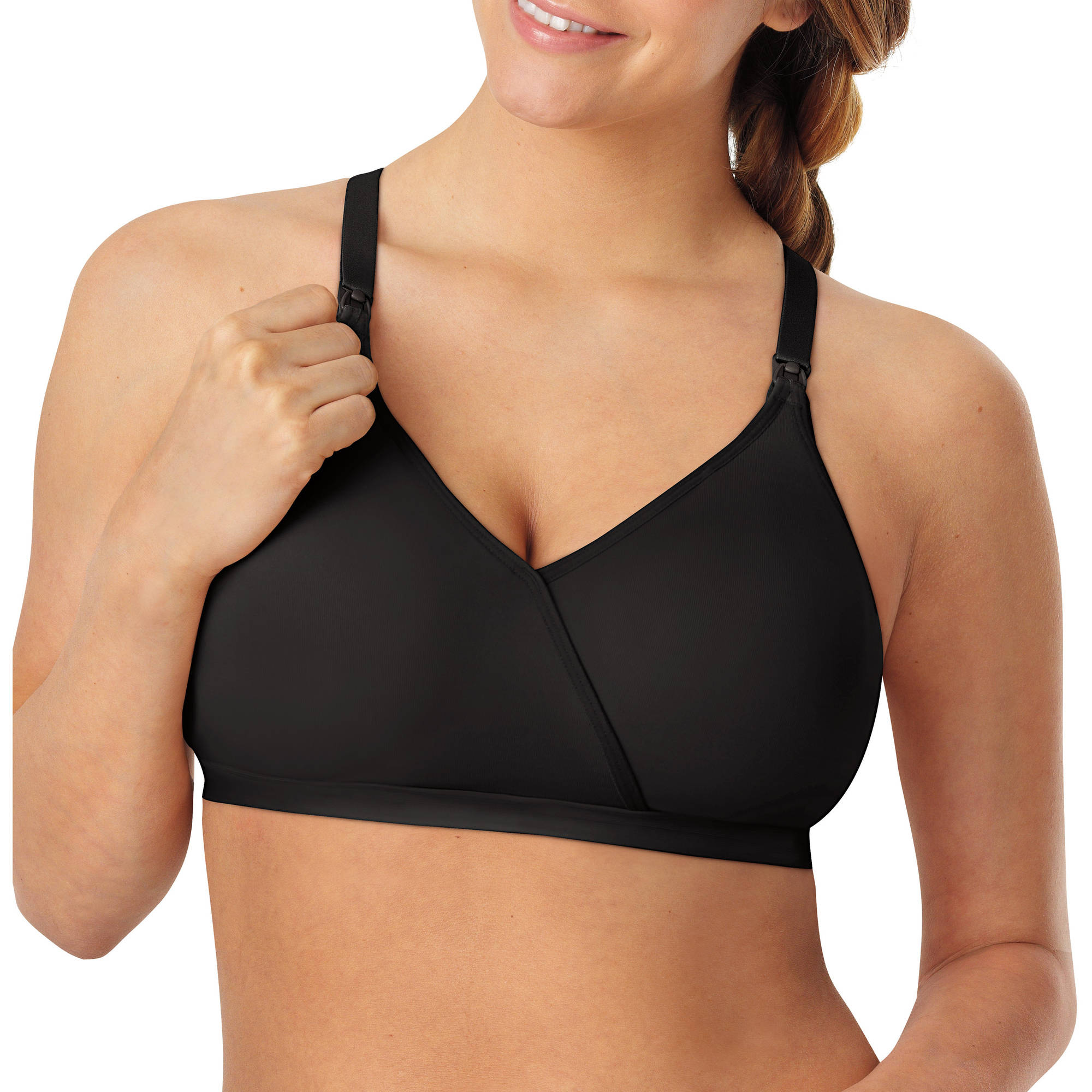 Playtex Maternity Shaping Foam Wirefree Nursing Bra, Style 4958