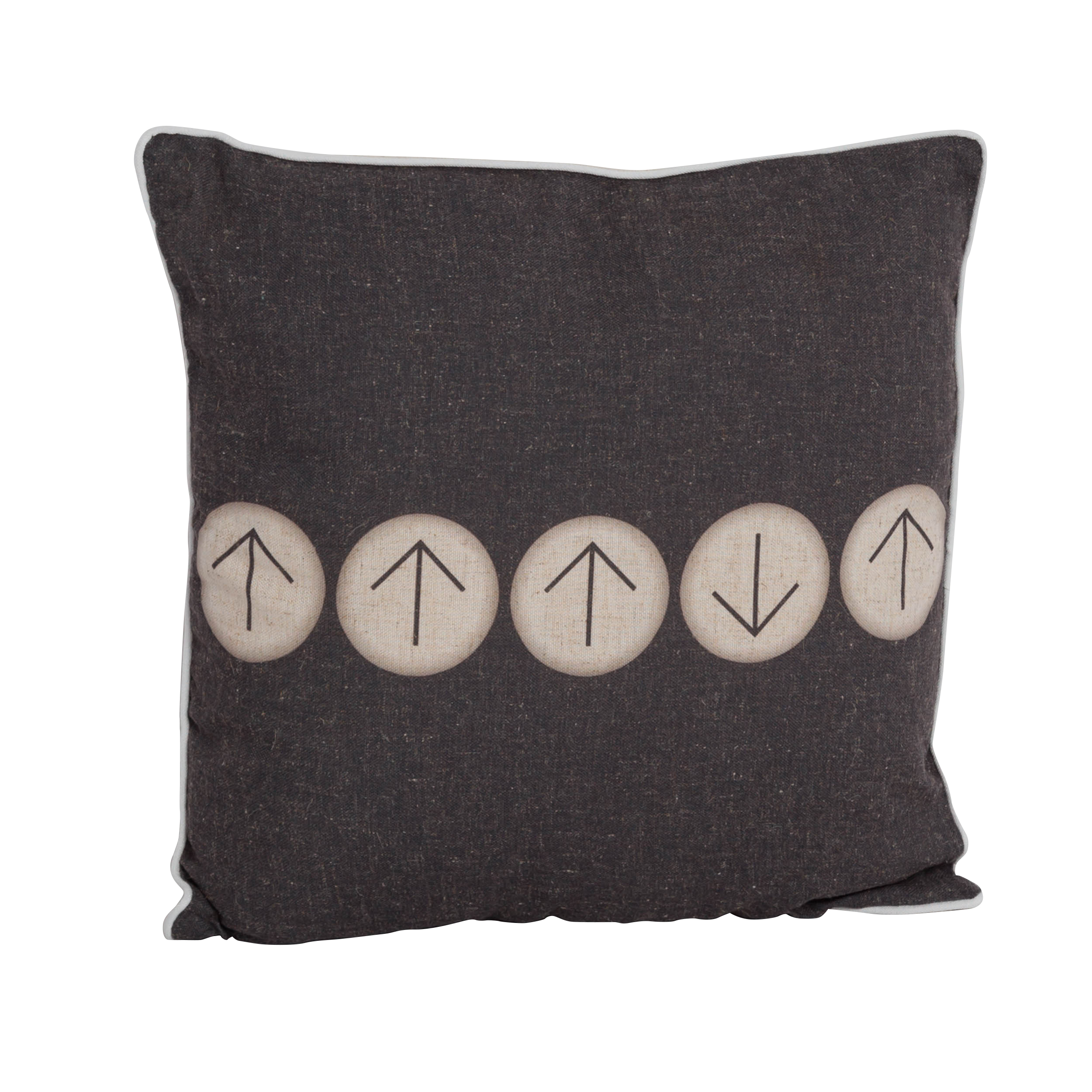 Michael Anthony Direction Accent Pillow