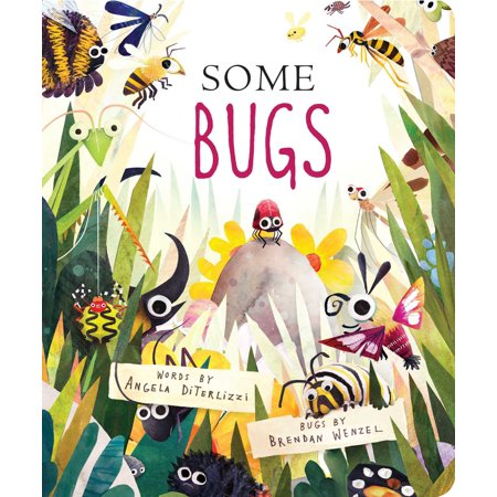 Some Bugs (Board Book)