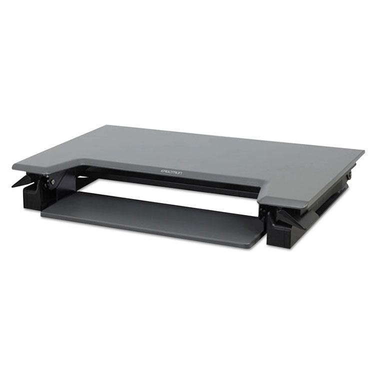 Ergotron Workfit-T Desktop Sit-Stand Workstation, 35 X 22...