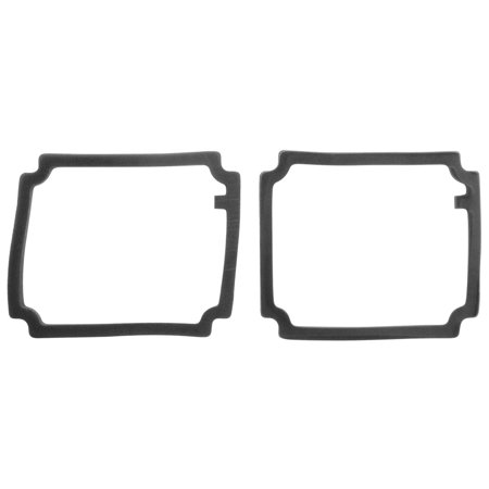 Tail Light Lens Gaskets for 1970-1972 Chevrolet El Camino, Sold as a Pair Chevrolet El Camino Carpet