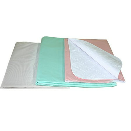 3 Pack Lap Pads - Platinum Care Pads Washable Bed Pad - 3 Pack - 17 x 24
