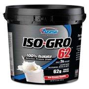 ANSI ISO-GRO 62, Ice Cream Vanilla, 10 pounds