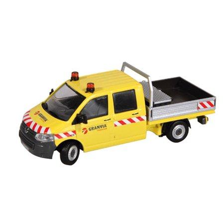 NZG NZG888-02 Granvia - Volkswagen T5 Crew Cab Pickup