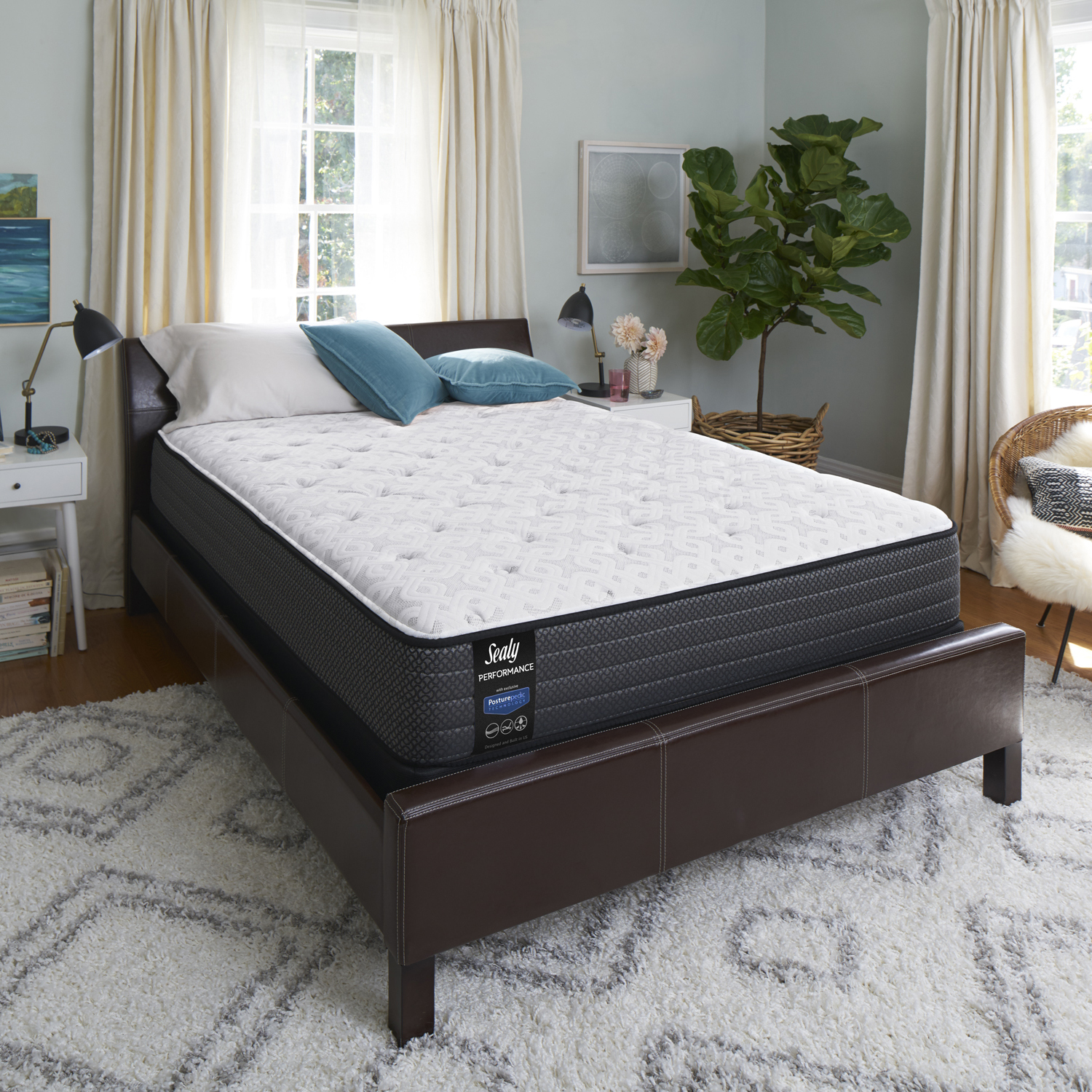 Sealy Response Performance 12 Inch Plush Tight Top Mattress