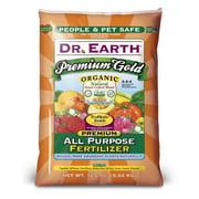 Dr. Earth Organic & Natural Premium Gold All Purpose Fertilizer, 12 lb