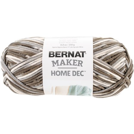 Bernat Maker Home Dec Yarn Pebble Beach Variegate