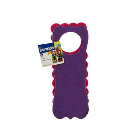 Kole Imports HH824-144 2 lbs, Craft Felt Door Hanger Set - 2 Piece - image 1 of 1