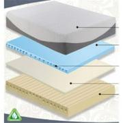 Rest Rite IMGEL410DB Gel Lux 4100 - 10 inch Memory Foam Mattress - Double