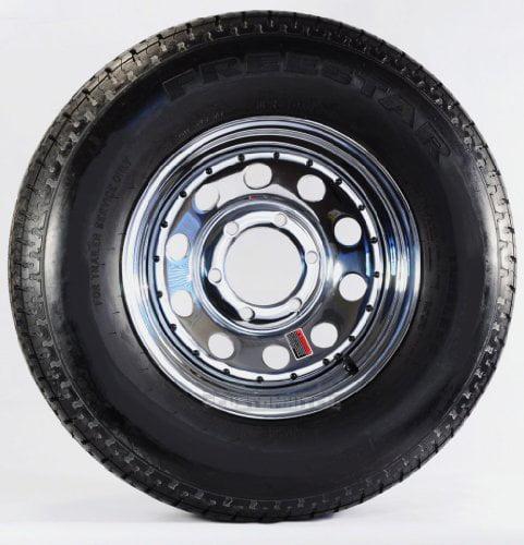 """Trailer Wheel & Tire 380 ST225/75R15 225/75 R 15"""" LRD 6 B..."""