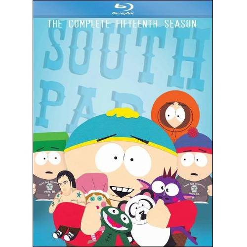 South Park: The Complete Fifteenth Season (Blu-ray) by PARAMOUNT HOME VIDEO