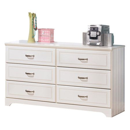dresser drawers product signature design by ashley lulu 6 drawer dresser with mirror